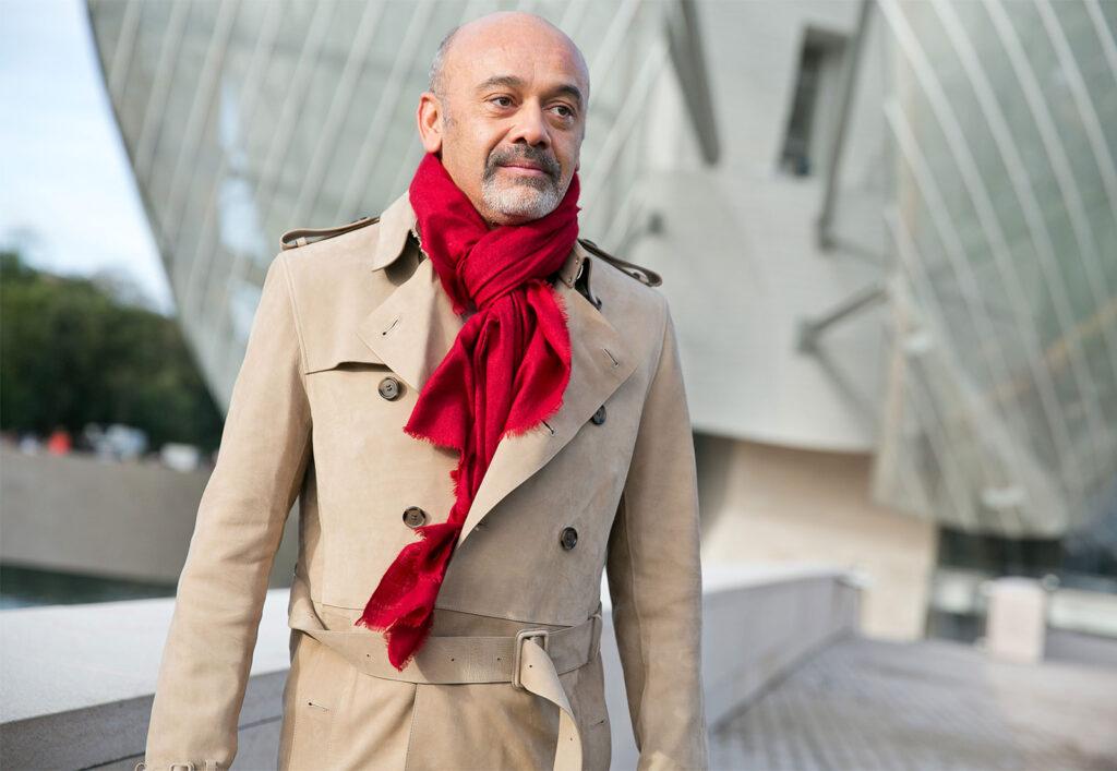 Perché le Louboutin hanno la suola rossa: Christian Louboutin